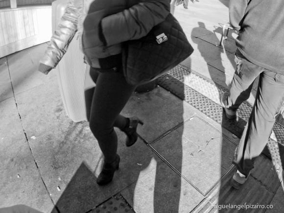 Miguel Angel Pizarro reportaje urbano, street Madrid Spain